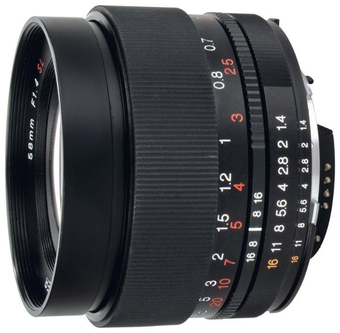 Объектив Voigtlaender 58mm f/1.4 SLII Nokton Nikon F