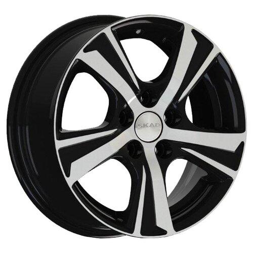 Фото - Колесный диск SKAD Крит 5.5x14/4x100 D67.1 ET45 Алмаз колесный диск skad веритас 5 5x14 4x100 d67 1 et39 алмаз