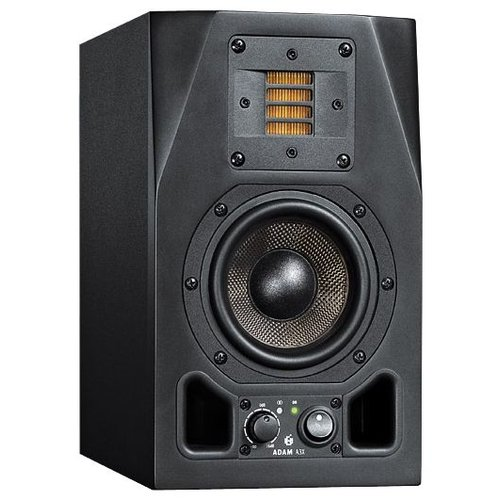Фото - Полочная акустическая система Adam A3X черный полочная акустическая система presonus eris e4 5 черный