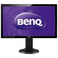 "Монитор Benq 24"" GL2450HT черный TN+film LED 5ms 16:9 DVI HDMI M/M матовая HAS Pivot 12000000:1 250cd 170гр/160гр 1920x1080 D-Sub FHD (9H.L7CLB.HBE)"