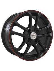 NZ Wheels SH651 6.5x16 5x114.3 ET 40 Dia 66.1 MBRS - фото 1