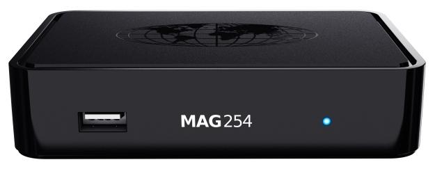 ТВ-приставка MAG 254