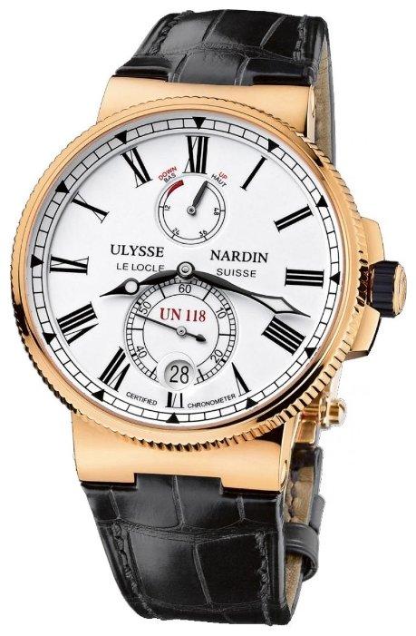 купить часы ulysse nardin chronometer примеру, более