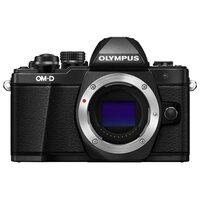 Фотоаппарат со сменной оптикой Olympus OM-D E-M10 Mark II Body