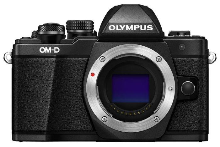Olympus Фотоаппарат со сменной оптикой Olympus OM-D E-M10 Mark II Body