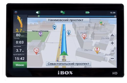 iBOX Навигатор iBOX PRO-7900 HD