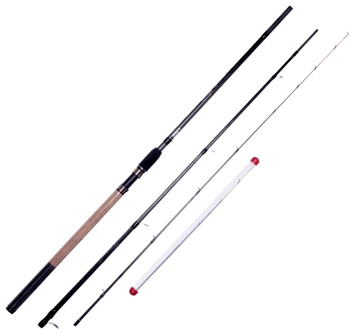 Удилище фидерное Kaida NeoXoen 3,6 м / тест 60-120 гр / арт: 136-360