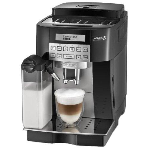 Кофемашина De'Longhi Magnifica ECAM 22.360 черный кофемашина de longhi magnifica s ecam 21 117 серебристый черный