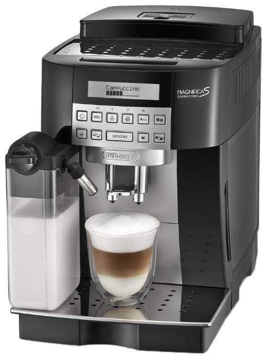 DeLonghi ECAM 22.360.B кофемашина