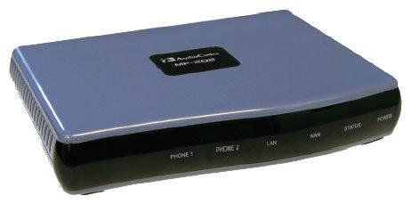 AudioCodes MP201B/1S/SIP