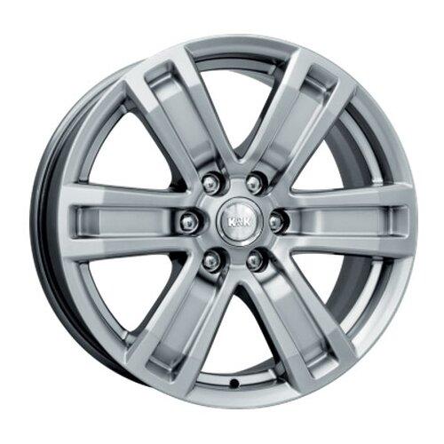 цена на Колесный диск K&K R7-Рольф 7x16/6x139.7 D92.5 ET46 сильвер