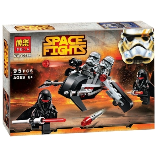 Конструктор BELA Space Fights 10366