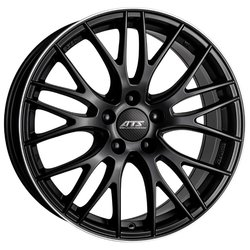 Колесные диски ATS Perfektion 8x17/5x112 D70.1 ET45 Racing black lip polished