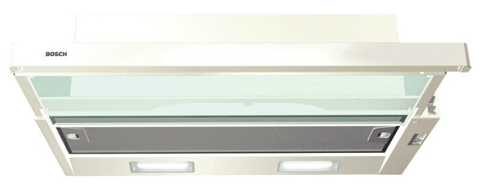 Встраиваемая вытяжка Bosch DHI 642 EQ 60 WH
