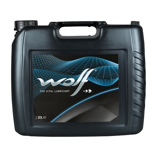 Моторное масло Wolf Officialtech 5W30 Ultra MS 20 л Моторные масла