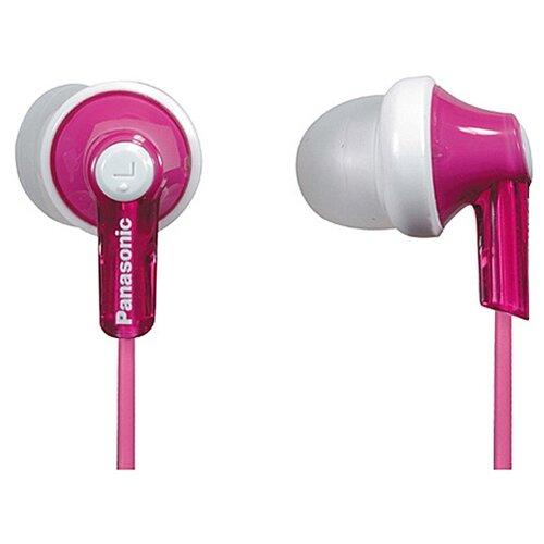 Наушники Panasonic RP-HJE118 розовый