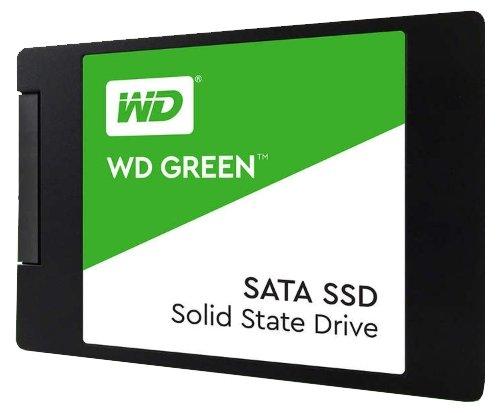 Western Digital WD GREEN PC SSD 120 GB (WDS120G2G0A)