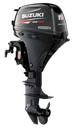 Лодочный мотор SUZUKI DF15ARS