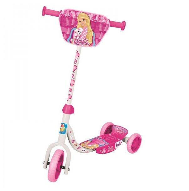 Городской самокат 1 TOY Т56921 Barbie