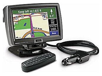 Навигатор Garmin StreetPilot 7200