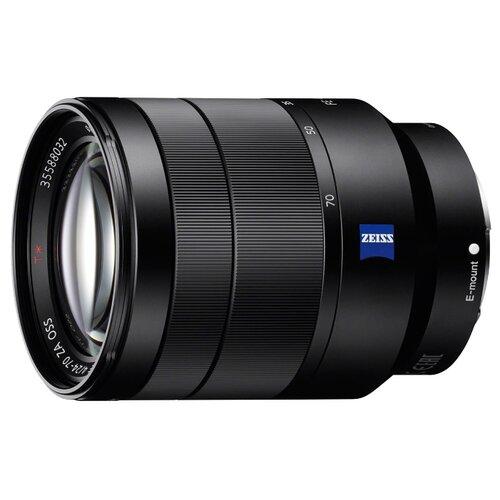 Фото - Объектив Sony Carl Zeiss Vario-Tessar T* 24-70mm f/4 ZA OSS (SEL-2470Z) объектив sony sel70300g 70 300 mm f 4 5 5 6 g oss for nex