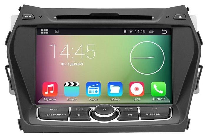 Smarty Hyundai SANTA FE 2012- Android