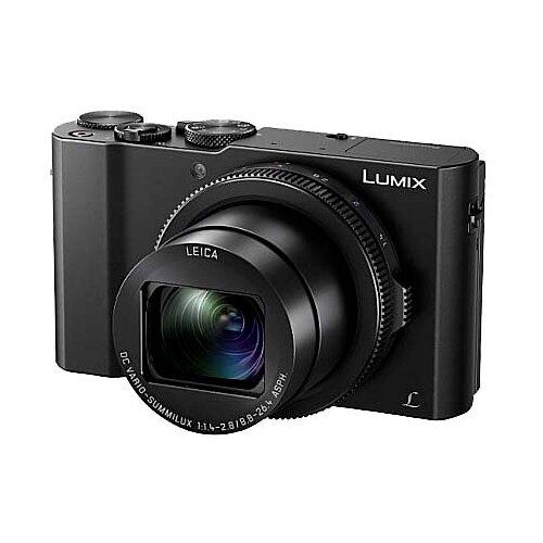 Фото - Фотоаппарат Panasonic Lumix DMC-LX15 черный фотоаппарат panasonic lumix dmc g7kee s kit lumix g vario 14 42мм f3 5 5 6 asph mega o i s серебристый черный
