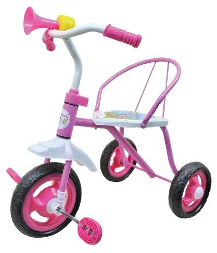 Трехколесный велосипед 1 TOY Т57649 Ну, погоди!