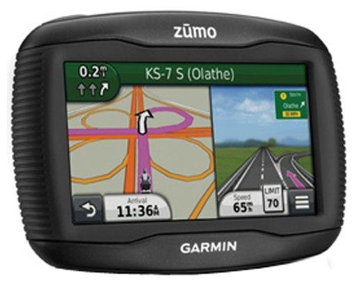 Garmin Навигатор Garmin Zumo 390