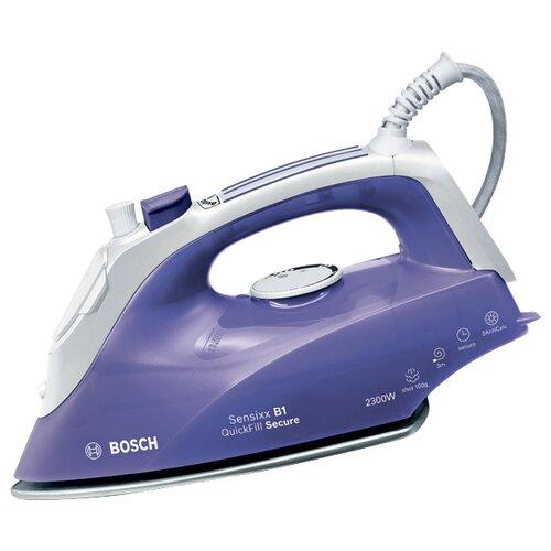 Утюг Bosch TDA 2680 фиолетовый/белый утюг bosch tda 2680