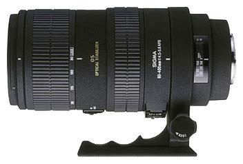 Sigma AF 80-400mm F4.5-5.6 EX OS APO Nikon F