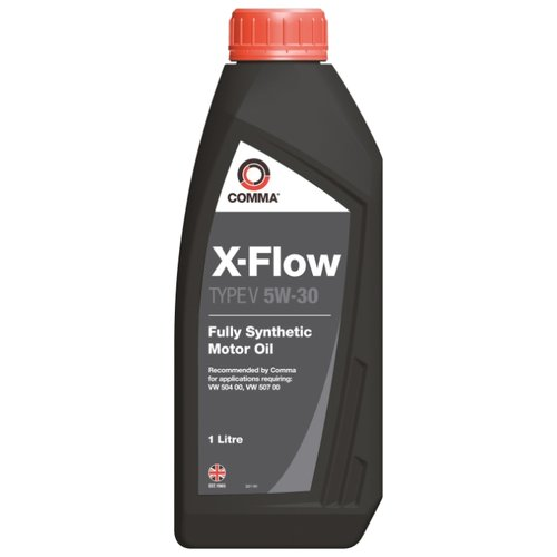 Моторное масло Comma X-Flow Type V 5W-30 1 л моторное масло comma x flow type pd 5w 40 5 л