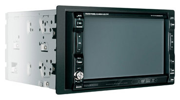 Автомагнитола Macrom M-DVD5551R