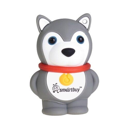 Фото - Флешка SmartBuy Wild Series Dog 32GB серый dog sweaters about 31 pattern handmade knitted books