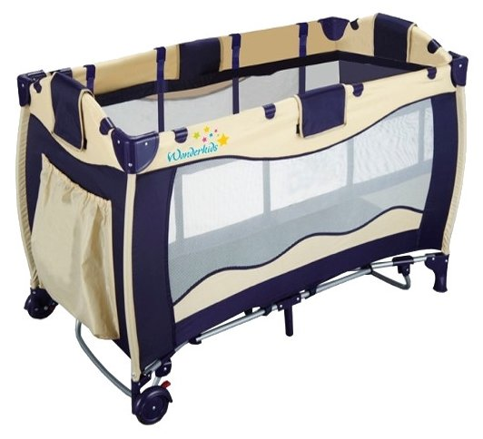 Манеж-кровать WonderKids Dreem&Play