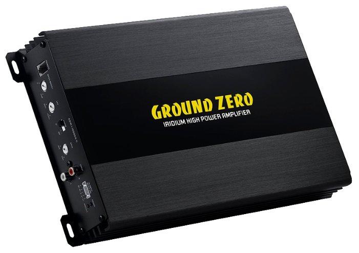 Автомобильный усилитель Ground Zero GZIA 1.1000DX-II