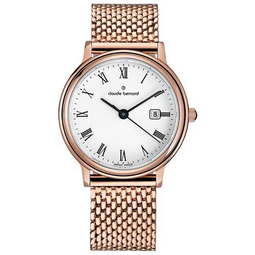 Наручные часы claude bernard 54005-37RMBR наручные часы claude bernard 40004 3br