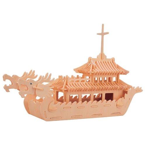Сборная модель Чудо-Дерево Лодка Дракона (P085)