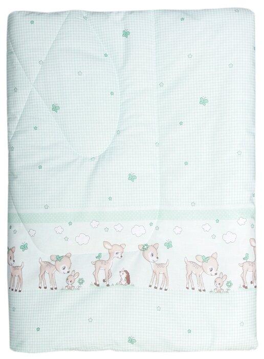 Одеяло Сонный Гномик Холлофайбер 057 110х140 см