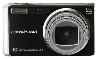 Фотоаппарат Ricoh Caplio R40