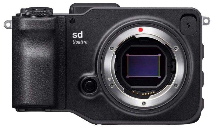 Sigma Фотоаппарат со сменной оптикой Sigma sd Quattro Body