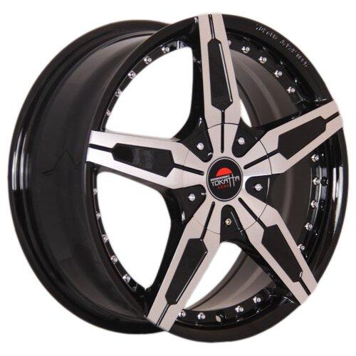 цена на Колесный диск Yokatta Model-17 6.5x16/4x108 D65.1 ET26 BKF