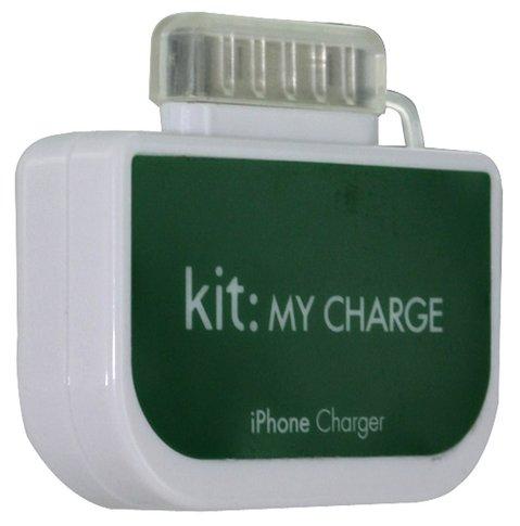 kit Emergency iPhone Battery Charger (MCG2IPNK)