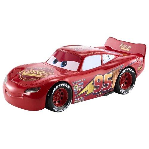 Купить Гоночная машина Mattel Тачки 3 Молния Маккуин со светом и звуком (FGN54) 26 см красный, Машинки и техника