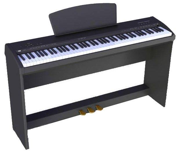 Пианино цифровое Sai Piano P-9BK