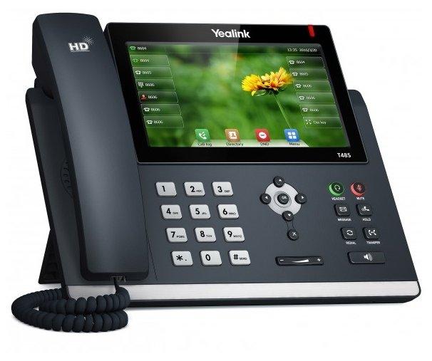 Yealink VoIP-телефон Yealink SIP-T48S