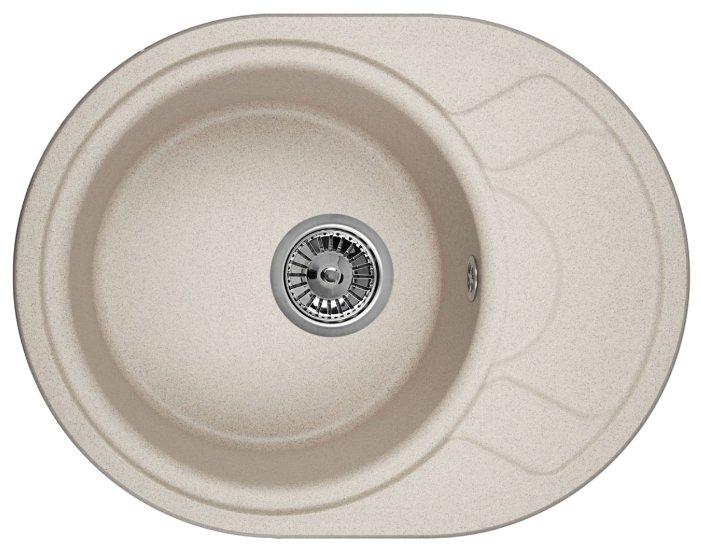 Врезная кухонная мойка Granula 5802