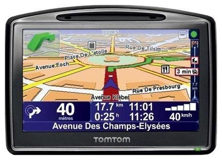 Аккумулятор CameronSino CS-TM730SL (TomTom Go 630, 730, 930