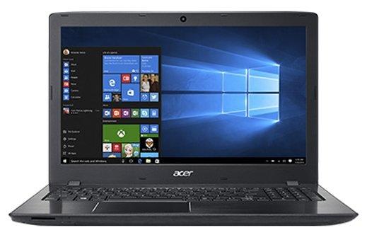 Ноутбук Acer ASPIRE E 15 (E5-576G-57J5) (Intel Core i5 7200U 2500 MHz/15.6