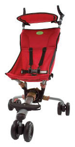 Прогулочная коляска Quick Smart Backpack Stroller